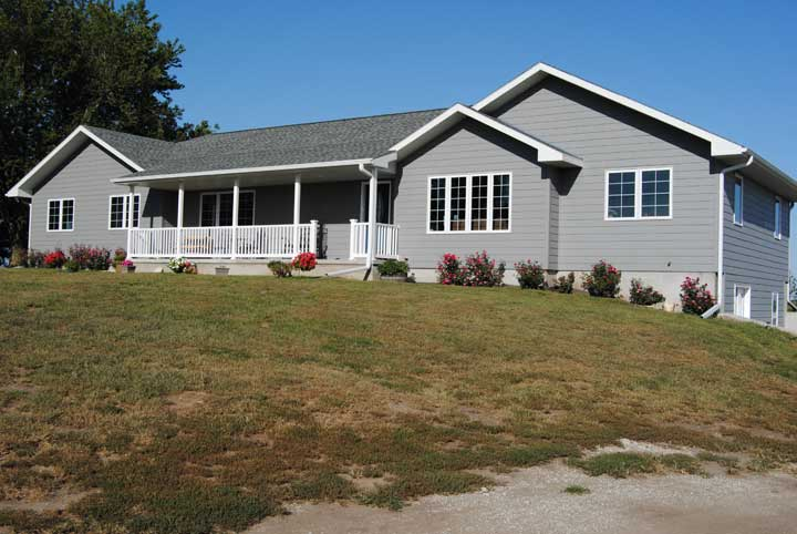 Sold take a look at some of our completed one piece quality homes - Quality home exteriors ...