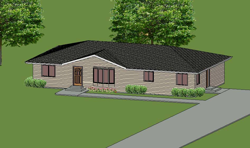 Quality homes inc summerfield kansas let us help you for Design homes kc
