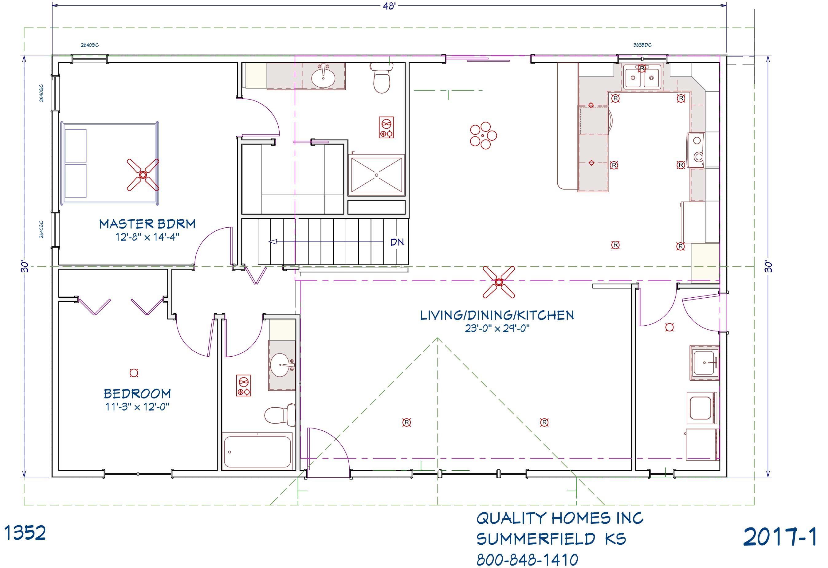 See what homes we have that are built and for sale for Quality houses